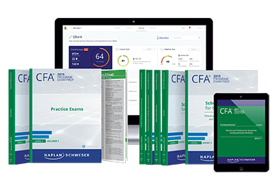 Level I CFA Essential Study Package