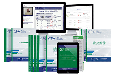 Level I CFA Premium Instruction Study Package