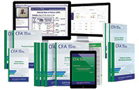 Level I CFA - PremiumPlus Study Package