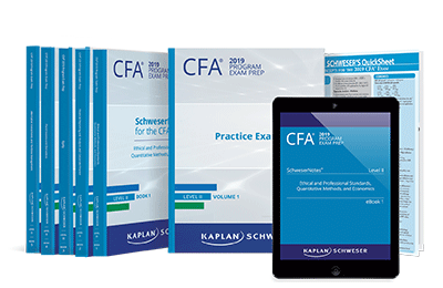 Level II CFA SchweserNotes Package
