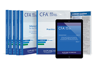 Level III CFA SchweserNotes Package