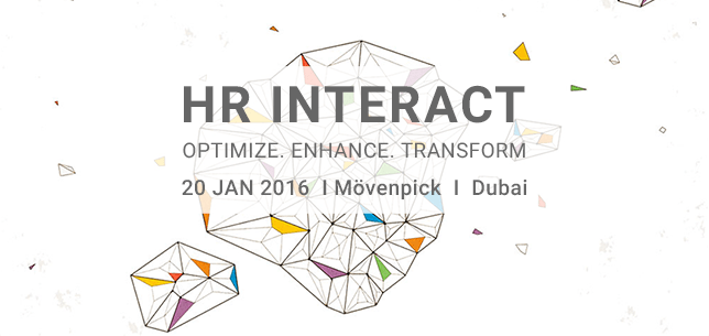 HR INTERACT 2016 : 3rd Edition