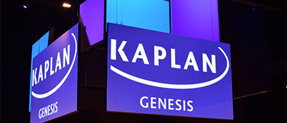 Kaplan Genesis at Mohamed Bin Zayed Majlis for Future Generations