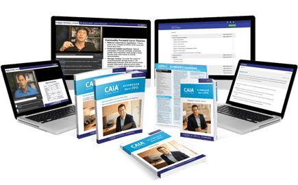 CAIA Premium Plus Package