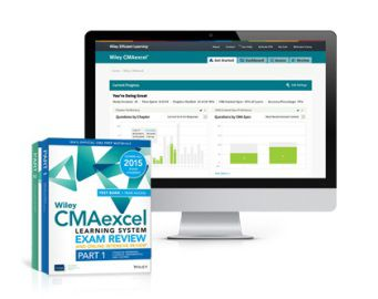 CMA - Part 1 - Wiley - CMAexcel Learning System Exam Review + Test Bank